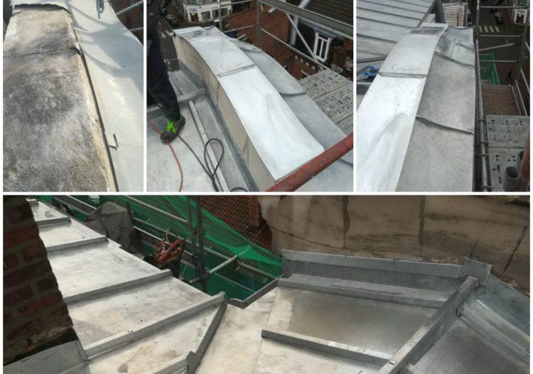 Travaux de toiture lille métropole, bac acier